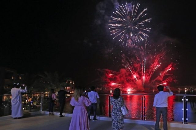 Get straight to The Pointe this DSS for fireworks, freebies and family fun