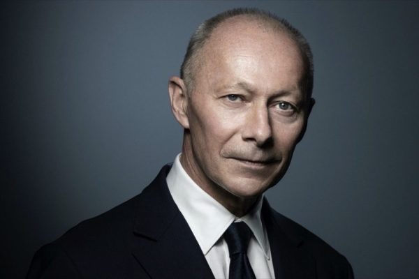 THIERRY BOLLORÉ ANNOUNCED AS NEW CHIEF EXECUTIVE OFFICER