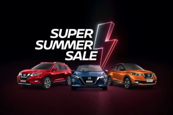 Arabian Automobiles Nissan launches Super Summer Sale