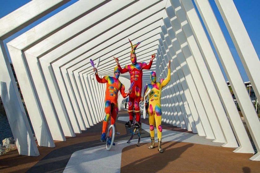 الحمرا مول ومنار مول ينظمان باقة مذهلة من الأنشطة الصيفية الممتعة