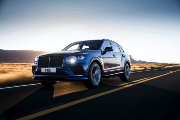 NEW BENTAYGA SPEED – THE ULTIMATE BENTAYGA
