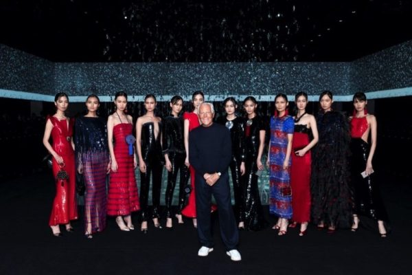 Giorgio Armani womenswear  Autumn/Winter 20/21 Collection