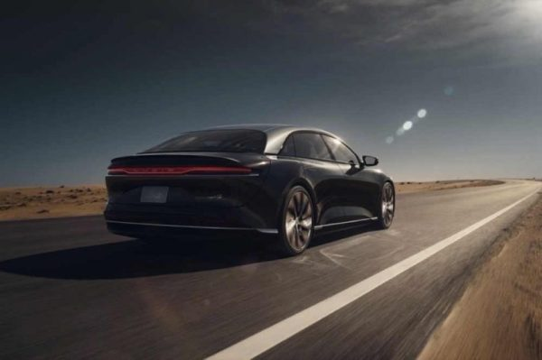 Lucid Air Sets a New Standard for Electric Vehicles