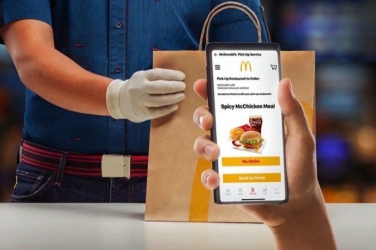 """ماكدونالدز تطلق خدمة """"استلام الطلب"""" من المطعم في دولة الإمارات"""