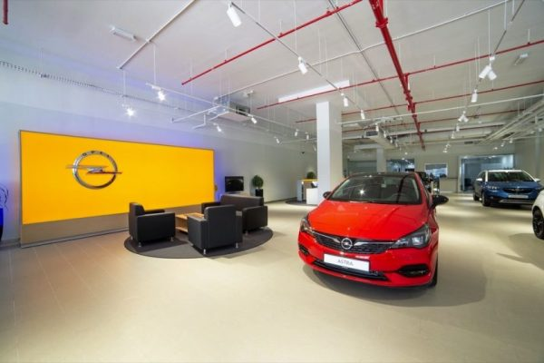 AFM Opel Opens Brand-New State-of-the-Art Showroom