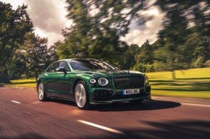 NEW OPTIONS EXTEND FLYING SPUR'S LUXURY EVEN FURTHER