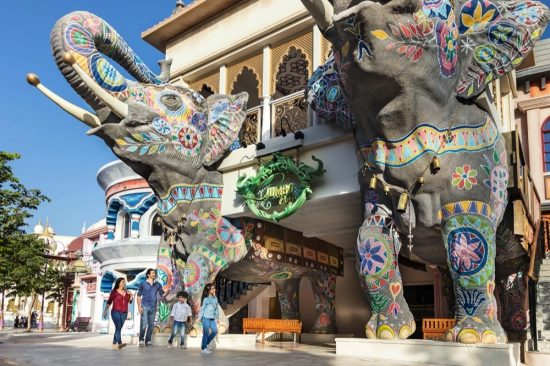 Get Ready To Rove At Dubai Parks And Resorts With Stays Starting