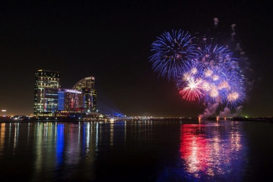 IMAGINE returns to Dubai Festival City Mall's Festival Bay