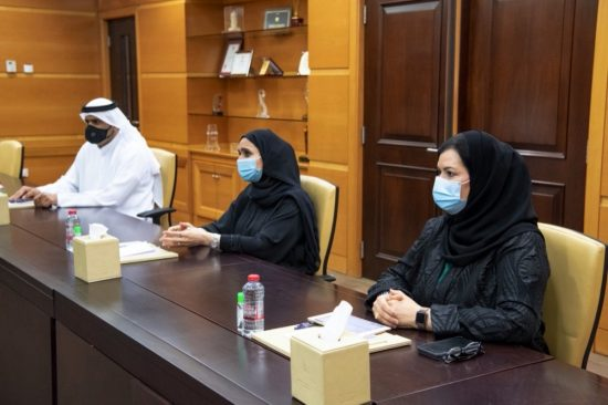 To strengthen the UAE's shipping industry and maritime sector