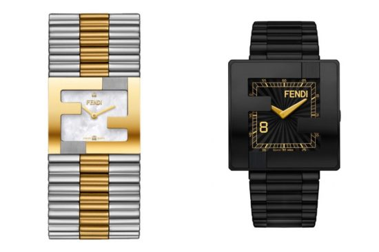 the Fendimania Bracelet Watch for Women and Men