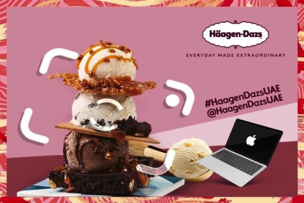 Win big with Häagen-Dazs this September