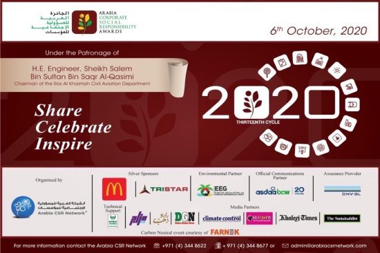 Showcasing the CSR Champions on 6th October 2020
