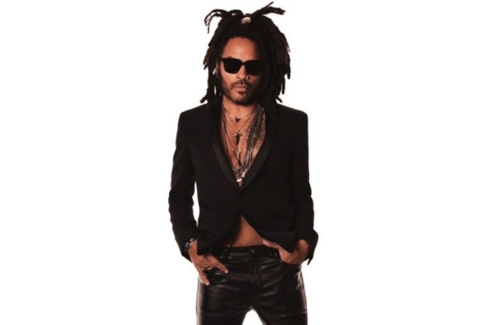 Lenny Kravitz announced as new global ambassador for Y