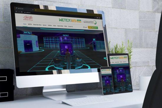 Virtual WETEX and Dubai Solar Show expand green technologies
