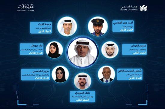 Dubai Customs wins 7 Ideas America Awards 2020