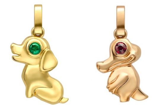 Fabergé Launch Magical Menagerie of Animal Charms