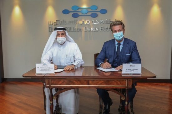 Dubai Silicon Oasis Authority Signs Agreement with
