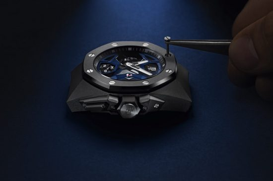 A NEW DESIGN FOR AUDEMARS PIGUET'S