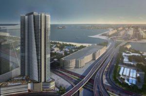 إمباور تزود فندق أفاني بالم فيو بـ2،610 طن تبريد