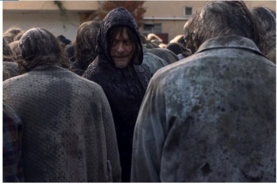 """THE LONG-AWAITED EPISODE 16 OF """"THE WALKING DEAD"""""""