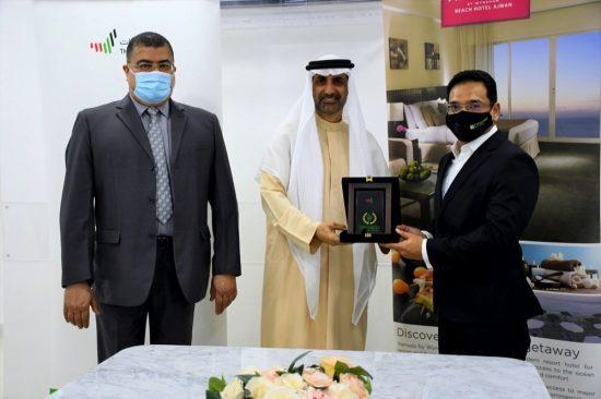 فنادق ويندام عجمان توقّع عقد شراكة مع جمعية الإحسان الخيرية