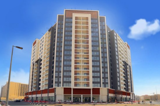 wasl properties releases 'wasl nad tower' onto the market