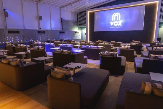 Enjoy your favourite films al fresco at VOX Cinemas