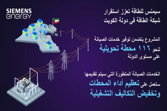 Siemens Energy awarded major service contract