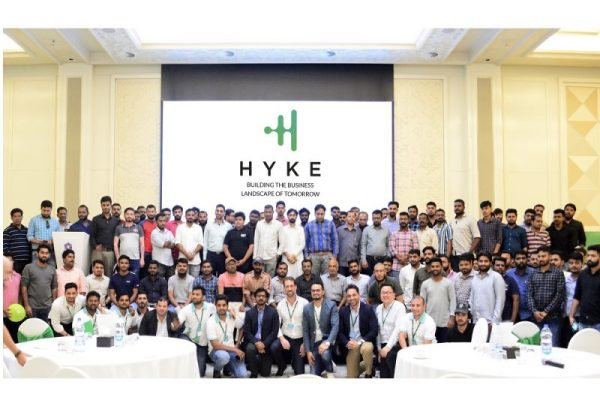 HYKE Debuts in UAE & KSA