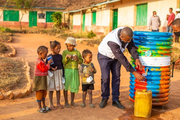 20by2020 Improves Water Quality in Rural Communities of Madagascar