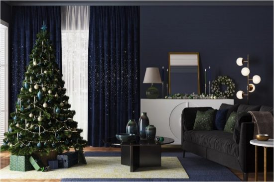 4 Ways To Work Winter Festive Interior Trends Into Your Home