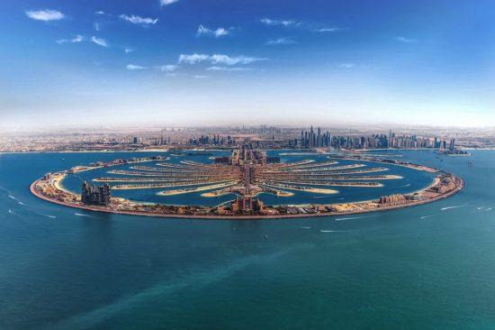 Nakheel New Year travel advice for Palm Jumeirah