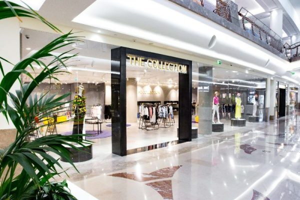 """BurJuman opened its newly re-modelled """"Fashion Walkway"""" and will host the Region's most prestigious Fashion Event – the Middle East Fashion Week – in Spring 2021"""
