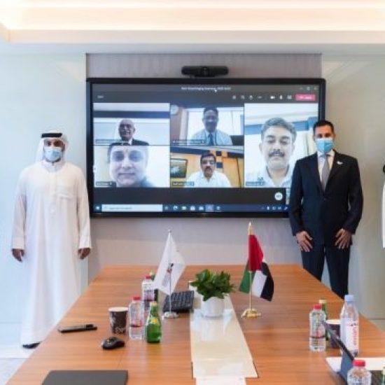 الإمارات والهند تعززان العلاقات التجارية وفرص ائتمان الصادرات المشتركة