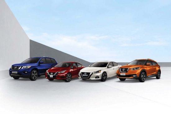 Nissan of Arabian Automobiles reveals second batch of 'A Golden Start