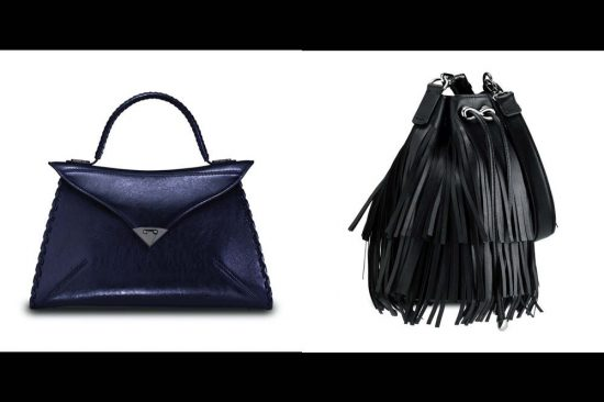 TIMELESS CLASSIC HANDBAGS FROM THE TYLER ELLIS LYON COLLECTION