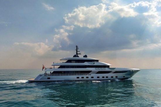 Gulf Craft's 'Majesty 175' completes maiden sea trial