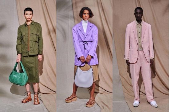 TOD'S SPRING – SUMMER 2021 WOMEN'S AND MEN'S