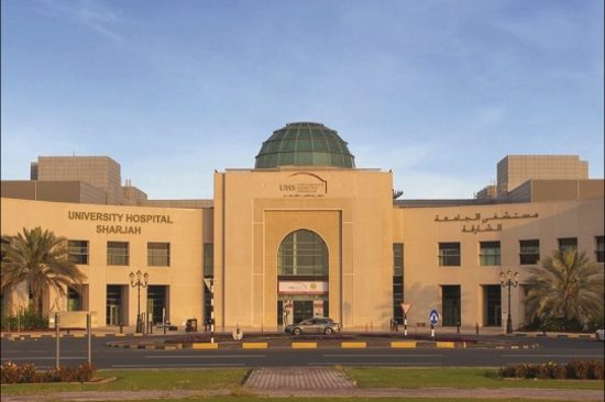 University Hospital of Sharjah becomes the UAE's first