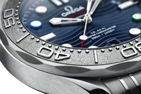 One Year To Go!  Introducing the OMEGA Seamaster Diver 300M