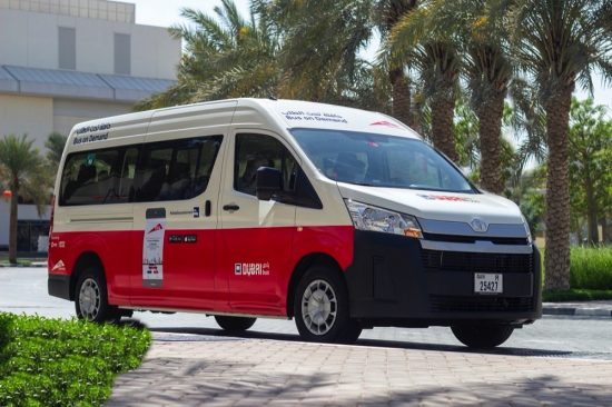 Al-Futtaim Hertz UAE supplies fleet of Toyota vehicles