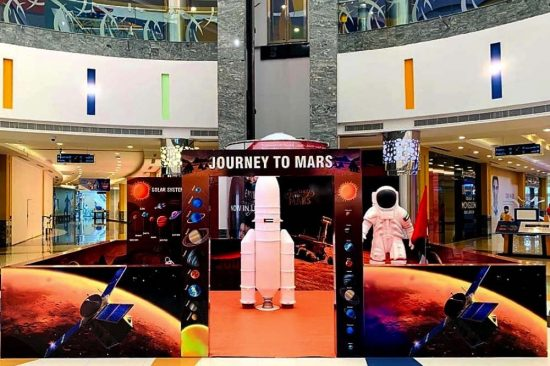 "'Be Our Guest"" campaign launched for Malls in Northern Emirates"