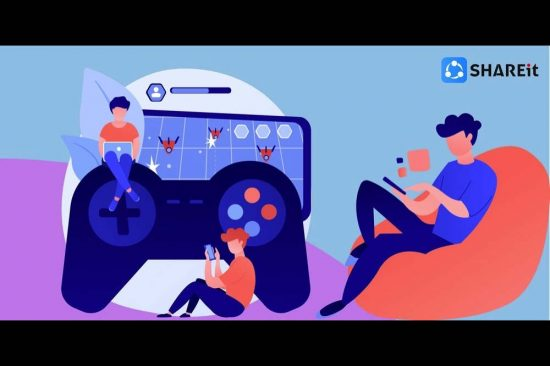 SHAREit reimagining mobile gaming experiences across the Middle East