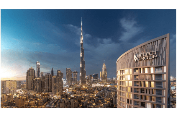 Select Group Launches Latest Development in Business Bay