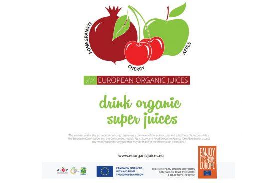 High demand brings European Organic Super Juices to Dubai!