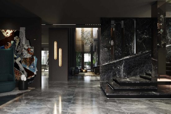 Luxury Design Emanating From Egyptian Architect Studio