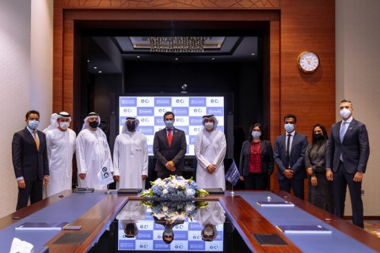 Emirates NBD and Etihad Credit Insurance
