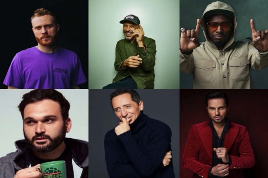 Dubai Comedy Festival Unveils Its First Headliners