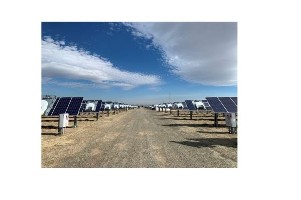 Ecoppia's Advanced Robotic Technology Now Powers Automated Solar Panel Cleaning at AES California Site