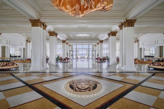 Palazzo Versace Dubai Partners with LUX*